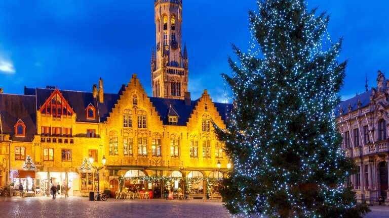 Kerstmarkt Brugge Kerst Aanbiedingen Bij Voordeeluitjes Nl