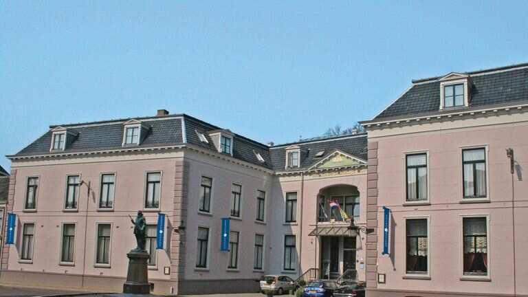 5843d13de904e3 Fletcher Hotel Paleis Stadhouderlijk Hof. Leeuwarden · Friesland · Nederland