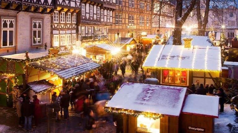 Kerstmarkten Duitsland Kerst Aanbiedingen Bij Voordeeluitjes Nl