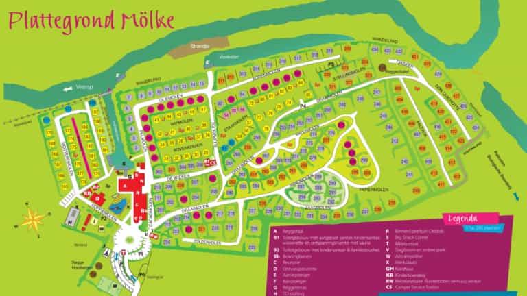 Vakantiepark Mölke in Zuna de beste aanbiedingen!